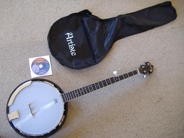 BANJOS NZ / BLUEBOY BANJOS for sale NZ @ Artiste Instruments